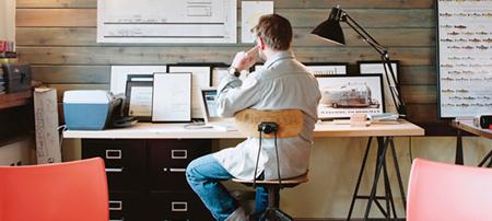 Escritório em Casa – Vantagens e Desafios
