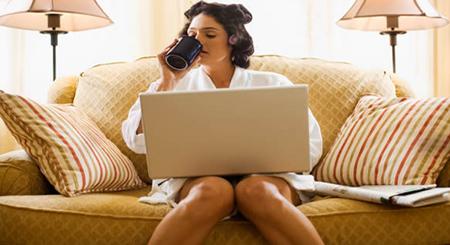 Quais as vantagens de trabalhar em casa