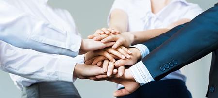 Trabalho em equipe é o diferencial para o sucesso